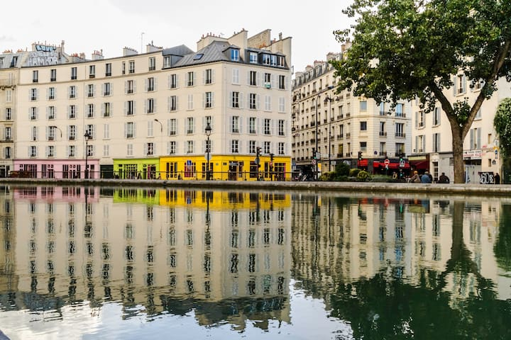 Unique and Historic Apartement - Paris