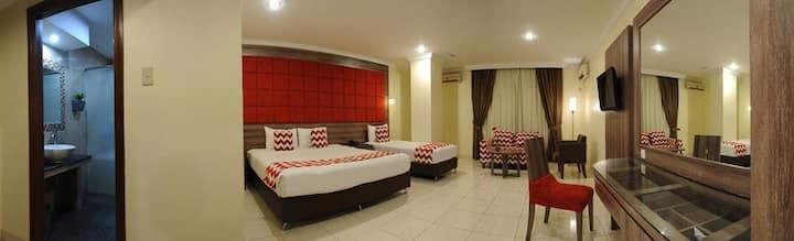 HOTEL ISOLASI MANDIRI JAKARTA PUSAT