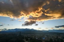 Sunset Views in Dewey Humboldt