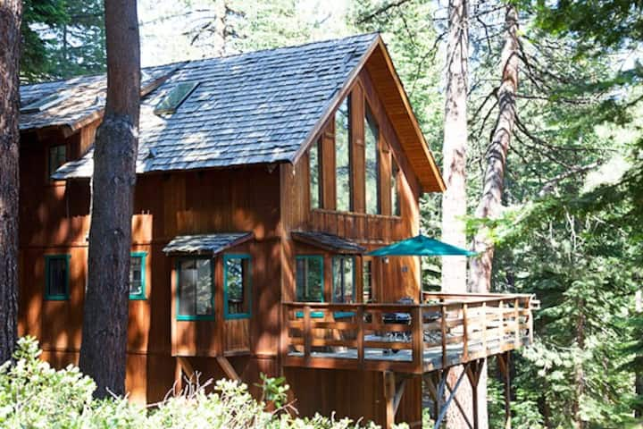 Cozy Forest Cabin