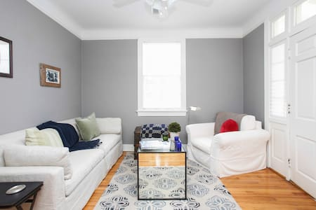 Beautiful Uptown Home Near Freret - New Orleans - Hús