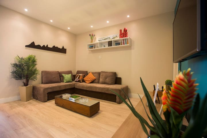Ipanema, spacious and close to the beach