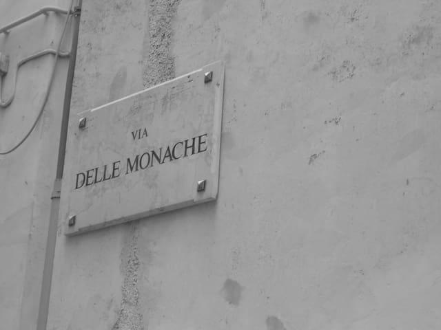 La via delle monache