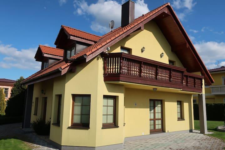 Rodinný dům v Karlových Varech