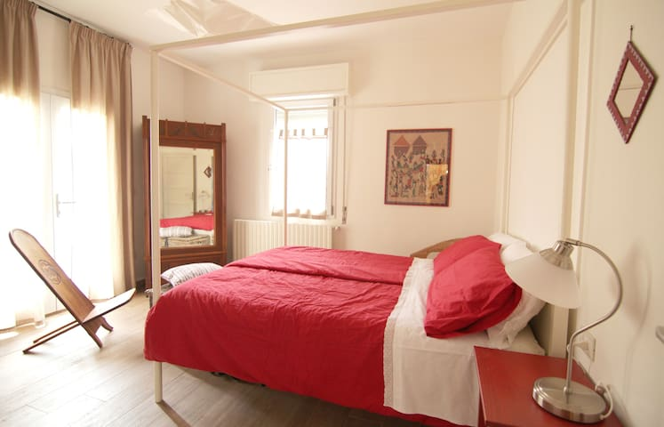 Nice room in central park near H - Reggio Emilia - Hus