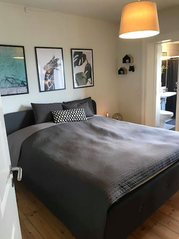 Cozy apartment in Odense C with great location