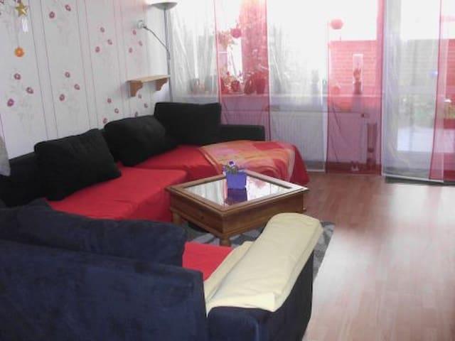 HA005 - 3-Rooms-Flat near the Fair - Hanover