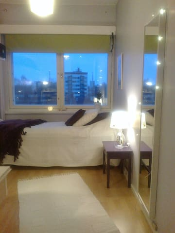 Bright room in the middle of Pori! - Pori