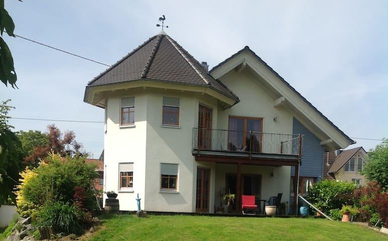 SCHLAFZIMMER- SUITE 2 KONFORT/VILLA - Offenburg - Rumah