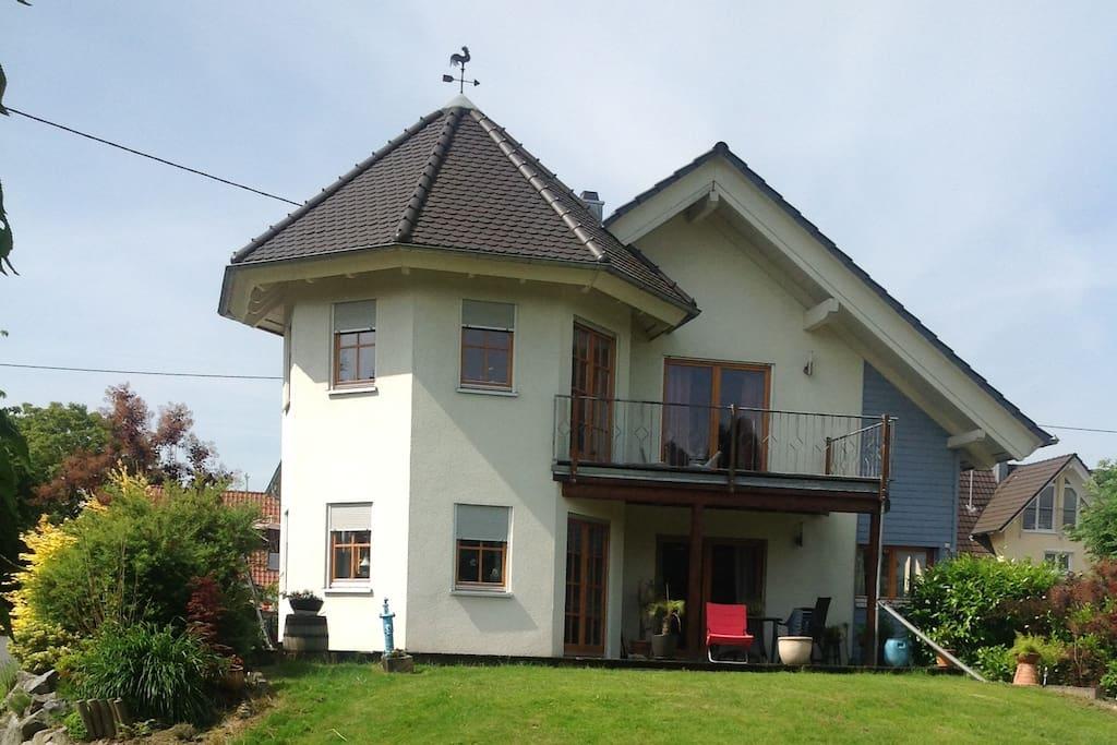 Konfort suite schwarzwald case in affitto a offenburg for Offenburg germania