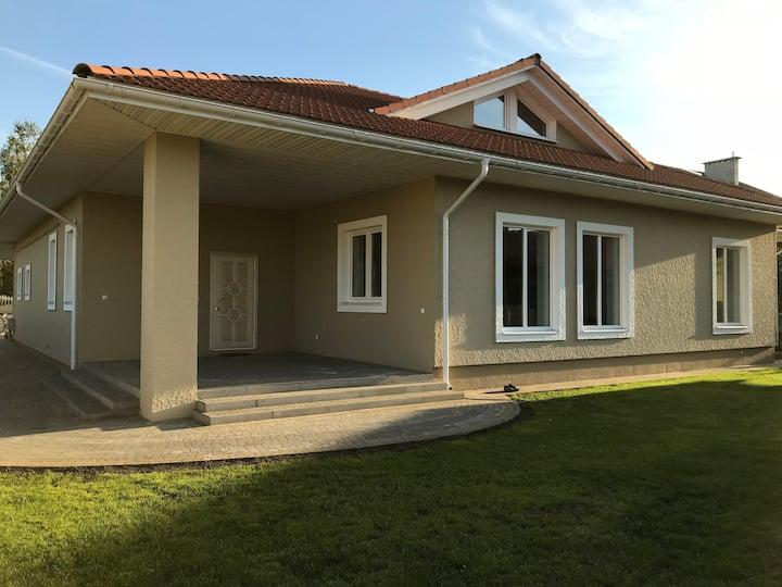 Дом в Задворцах