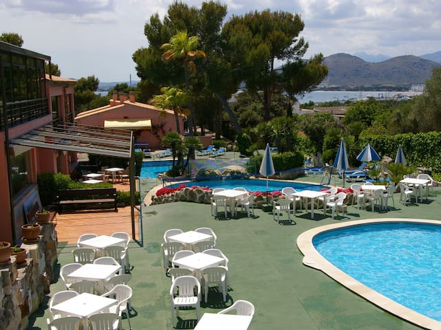 2 Bedroom Apartment- Ona Aucanada Alcudia, Mallorca