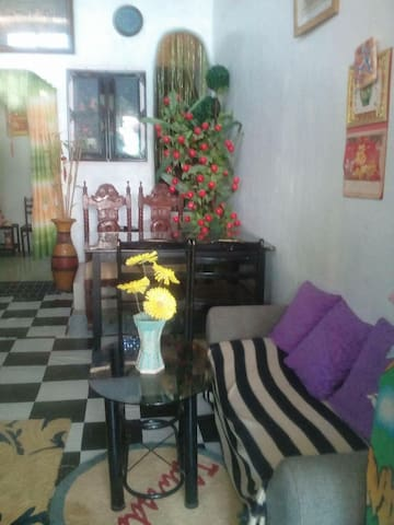 Transient House @ Baras Rizal