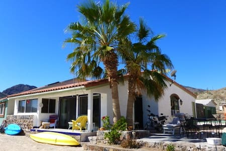 BEACHFRONT Home in Posada Concepcion! - Concepción