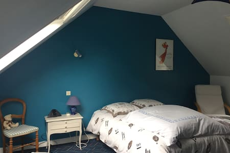 Chambre en Cotentin