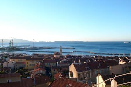 Kerestac, belle vue plein sud - Marseille - Bed & Breakfast