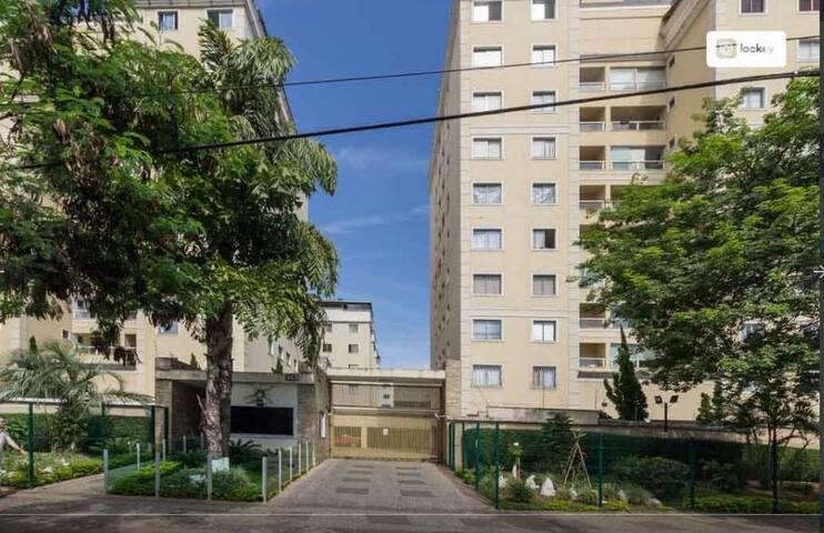 Apartamento em ótima localização em BH