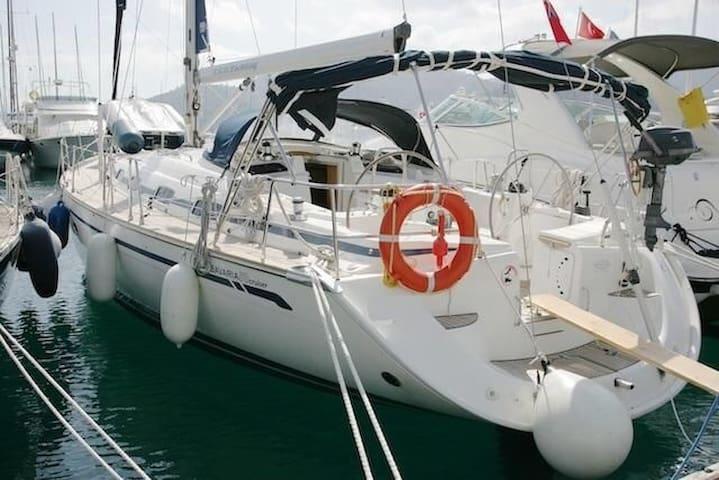 Kemer Sailing-Blue Bay