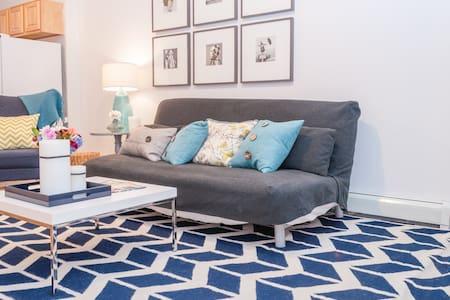 Seaport Designer Full Flr Home - New York - Apartment
