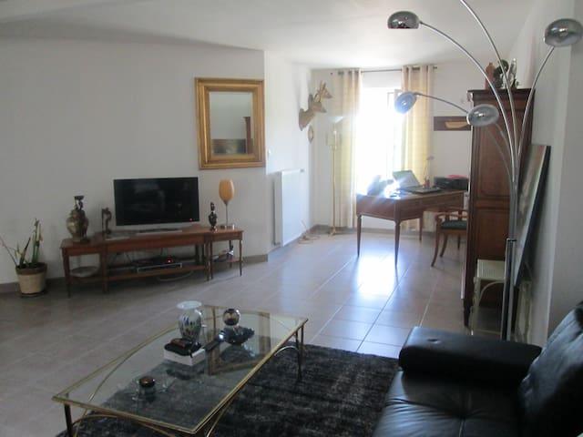 appartement A - Sainte-Menehould - Daire