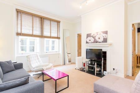 Covent Garden Leicester Square apartment