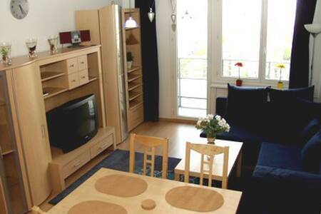Holiday flat in the city centre - Berlin-Mitte - Apartment