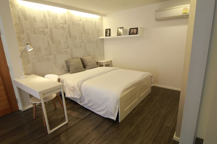 Chic Studio Room @S Bloc Silom