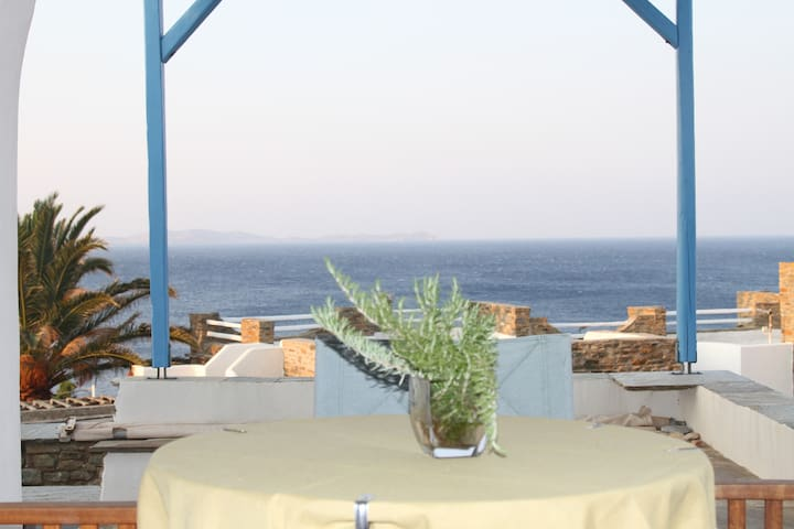 LUXURY 2 FLOOR VILLA Tinos Greece - tinos - Casa