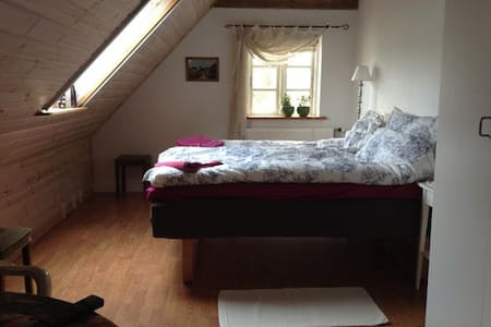 Bed & breakfast at the countryside - Ringsted - Pousada