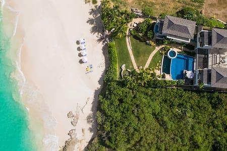 Nevaeh - exclusive 5-9 bedroom beachfront estate