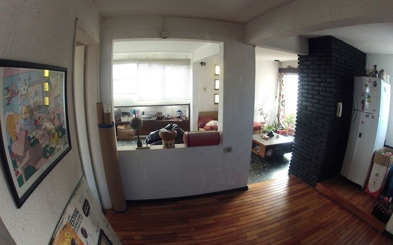 Incredible Penthouse great view! - Montevideo - Appartamento