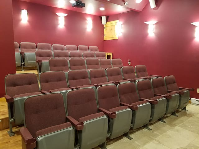 The private theater