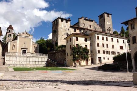 Sogna fra il Castello e le Dolomiti - Feltre