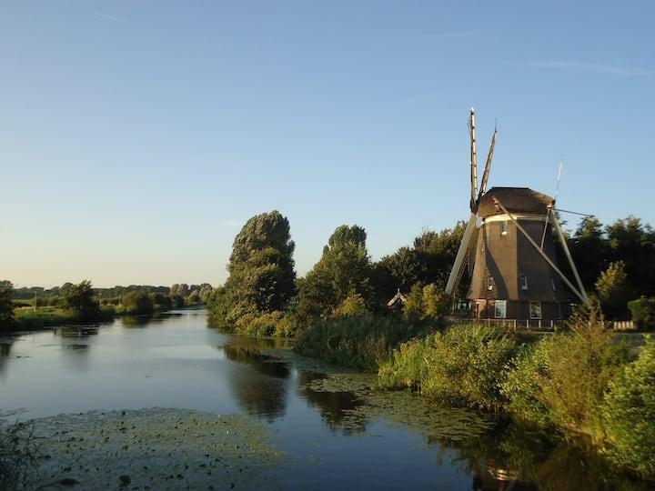 Amsterdam molen