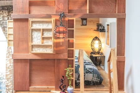 Indoor Treehouse/Groovy Artist Loft - Los Angeles - Loft