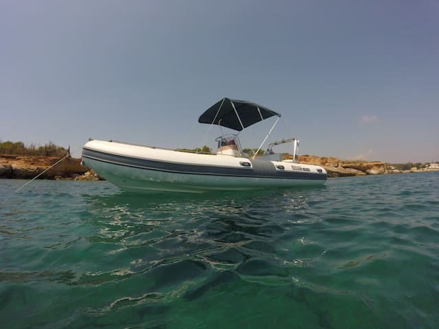 Noleggio barca con skipper .! BWA 7 - Ognina - Barco
