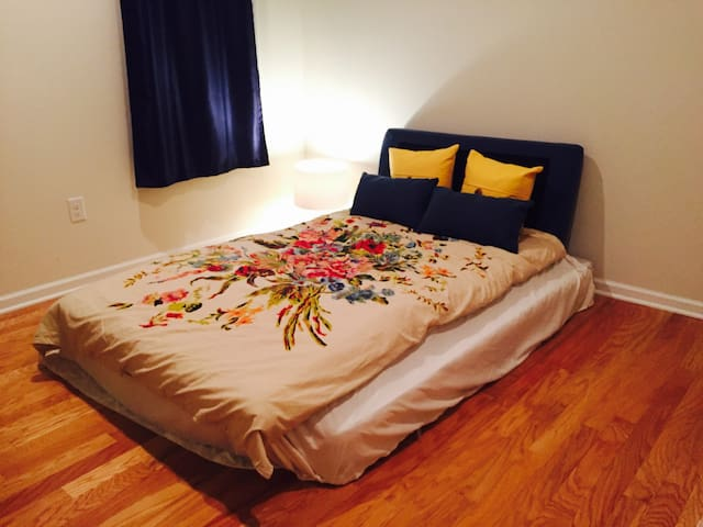 luxury condo, private room - Westborough - 公寓