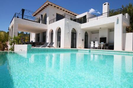 Вилла люкс с видом на море - Altea Hills - Villa