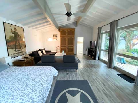 Superbe petit loft à Saint-Emilion