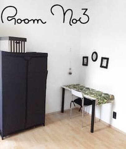 New City Room No3 with Charme