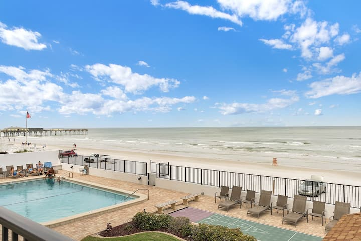 1 Bedroom Beach Condo