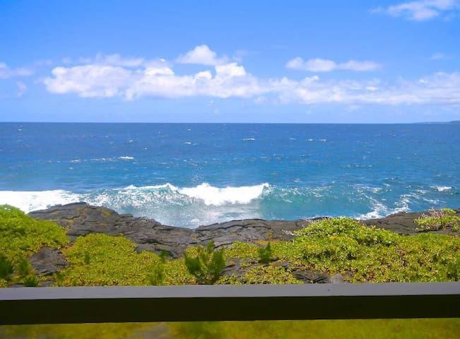 Stunning Ocean Views - Whale House Hawaii