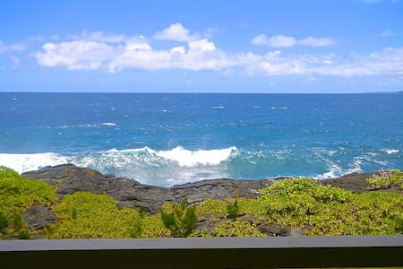 Stunning Ocean Views - Whale House - Hilo - Haus