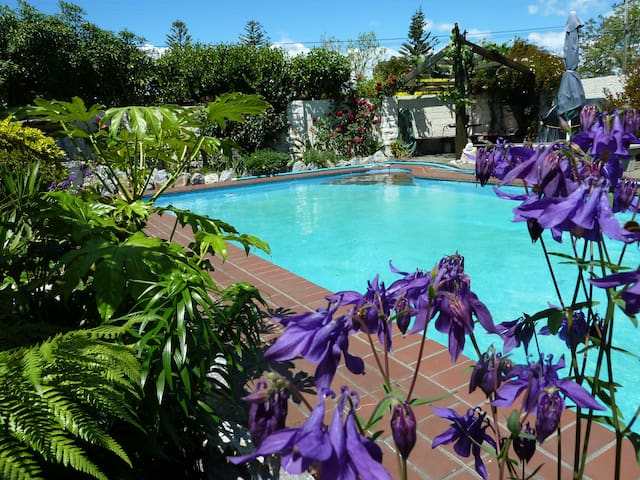 The Captains Suite - Total privacy. - Motueka - Bed & Breakfast