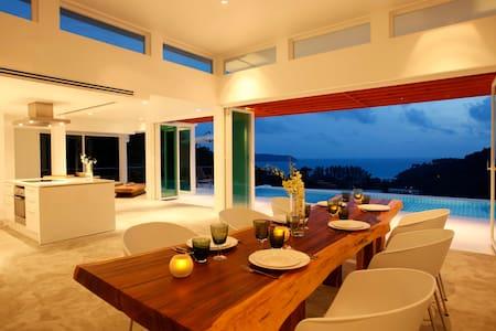Villa Tian Blue - Luxury Home - Kammala