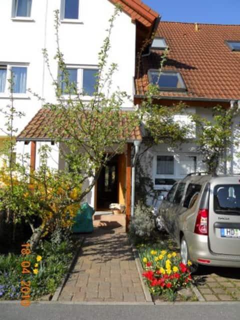 Zimmer in Heidelberg for 1-2 Gäste