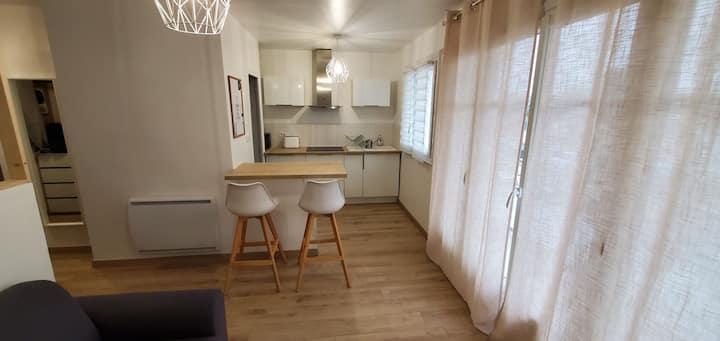 appartement cosy et chaleureux proche d'Orléans