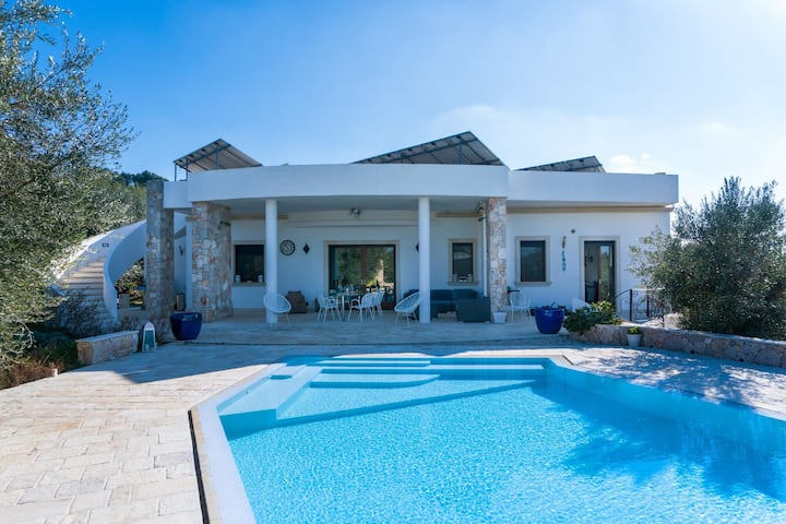 Villa Modigliani - Holiday Villa Rental with swimming pool in Salento