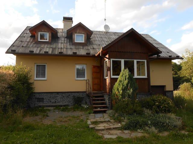 Chata Nová Ves - Jeseníky