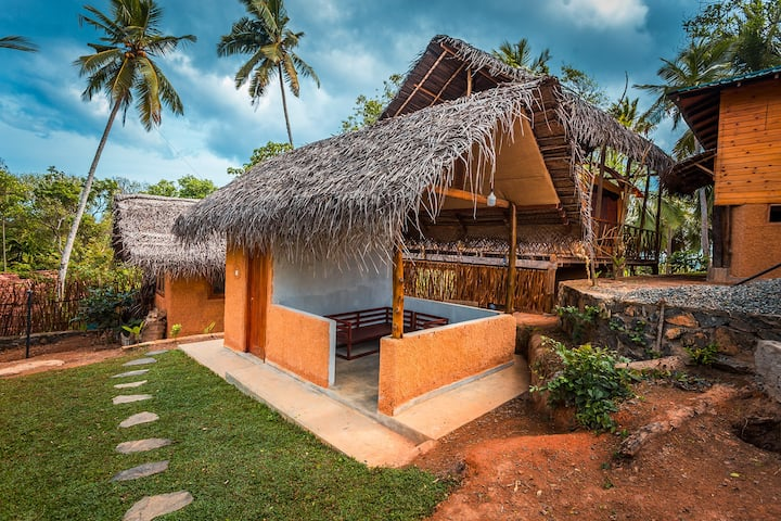 Sea View Tree Lodge : Budget Room